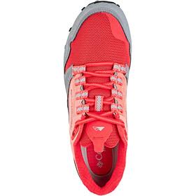 Columbia Alpine FTG - Zapatillas running Mujer - gris/rojo